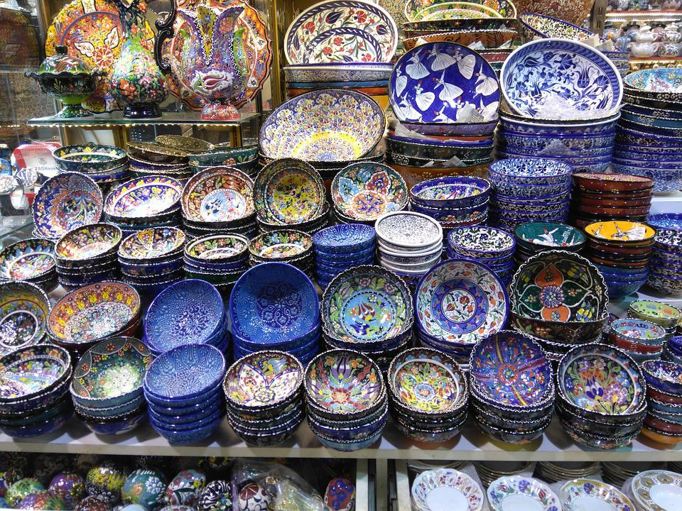 Istanbul, Grand Bazaar, Turkish, Market, Traditional