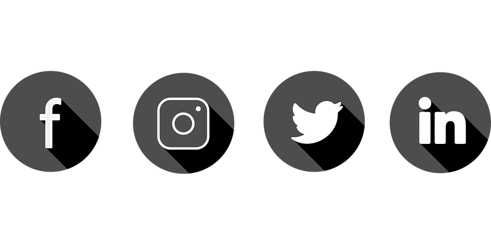 Free photo Marketing Social Media Social Icons - Max Pixel