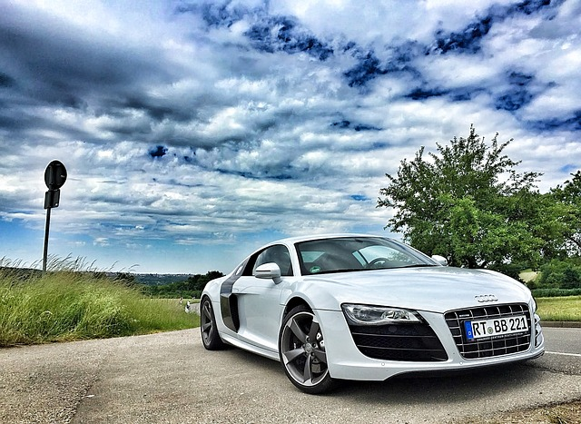Audi, R8, Sports Car, Marlene, V10, Super Sports Car