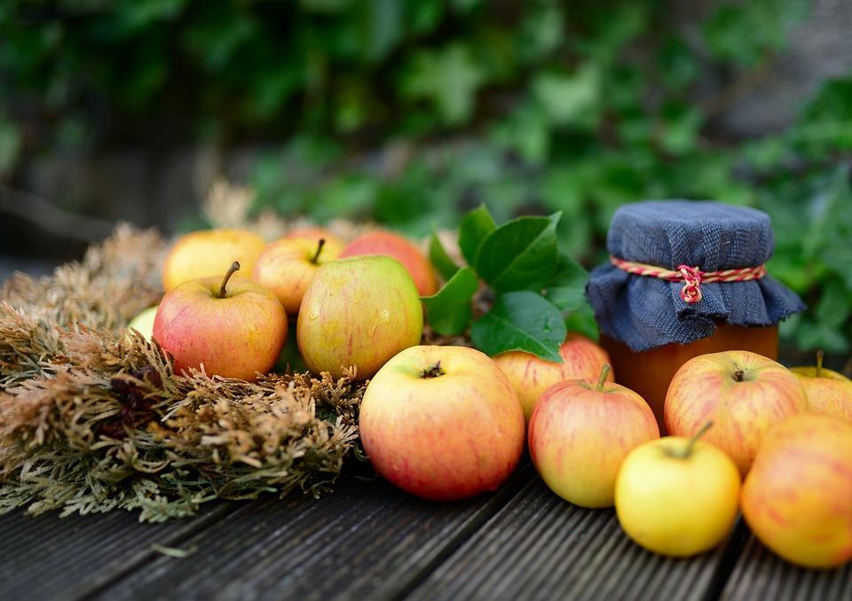 Apples, Fruit, Jam, Fruit Preserve, Marmalade