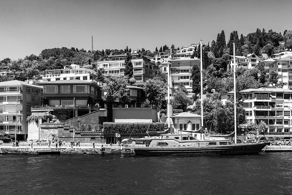 Istanbul, Bosphorus, Marmara, Sea, Landscape, Cityscape