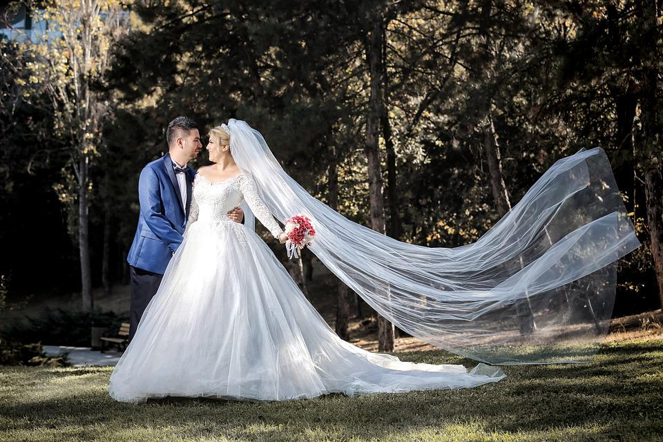 Bridal, Son In Law, Marriage, Wedding, Love, Double