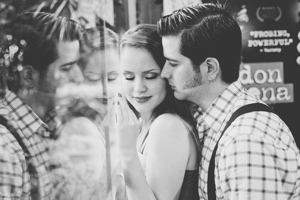 Marriage, Portrait, Photographer, Kiss, Hug