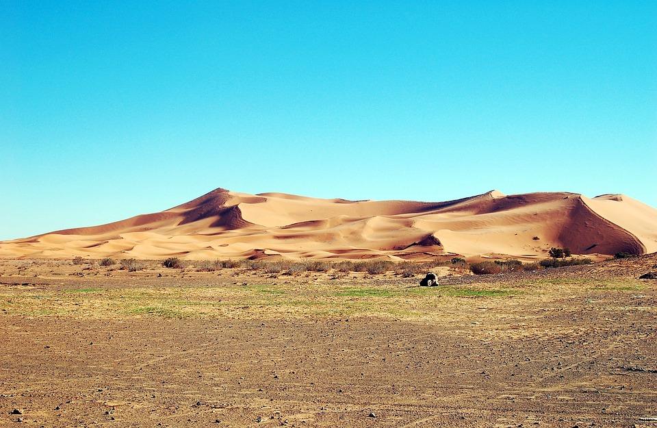 Morocco, Africa, Desert, Marroc, Sand, Dunes, Landscape