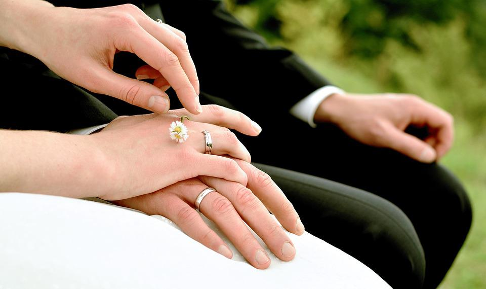 Bride And Groom, Marry, Love, Wedding, Before, Romantic