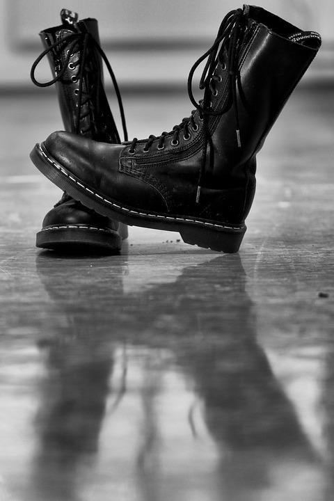 Boots, Shoes, Dr, Martens, Design, Style, Clothing