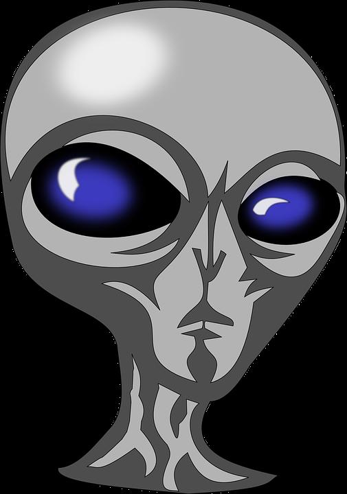 Alien, Angry, Cosmic, Extraterrestrial, Martian