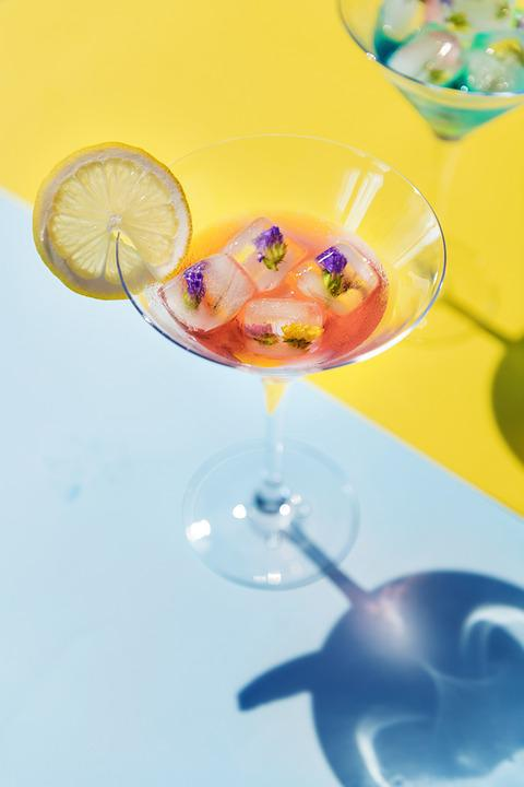 Cocktail, Drink, Glass, Martini, Alcohol, Alcoholic