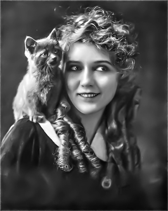 Mary Pickford - Female, Portrait, Silent Screen