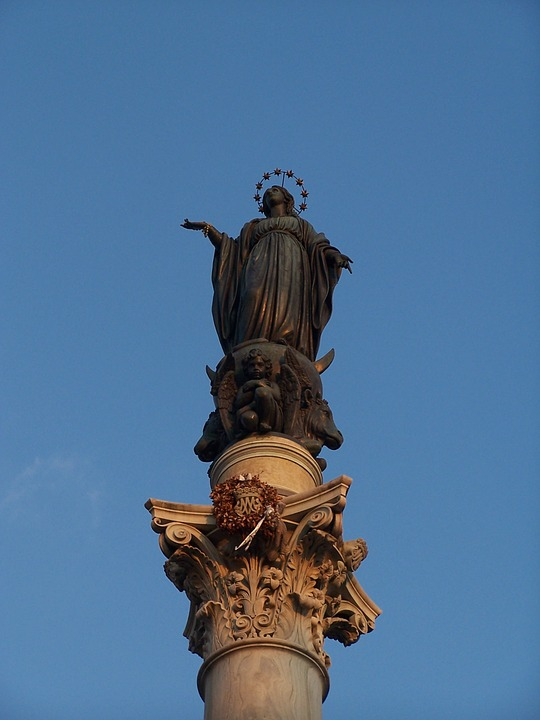 Mary, Statue, Religion
