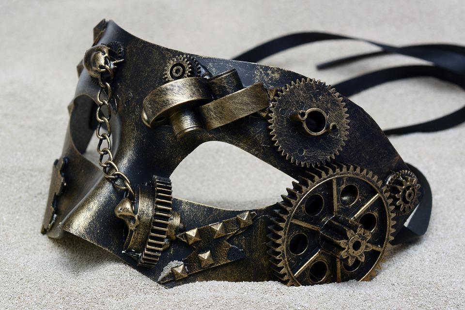 Mask, Carnival, Mysterious, Close, Carneval, Masquerade
