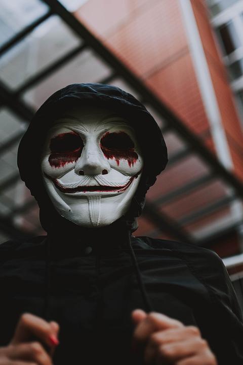 Halloween, Creepy, Mask, Evil