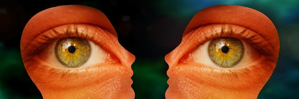Perception, See, Eye, Psychology, Psyche, Mask, Eyes