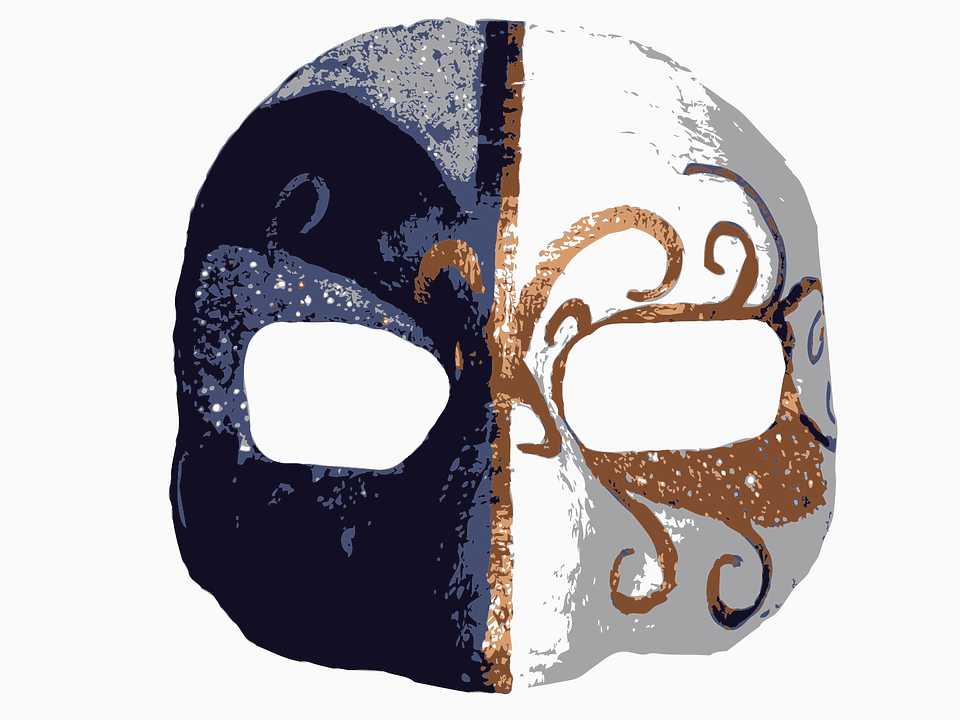 Mask, Iron, Carnival, Costume, Female