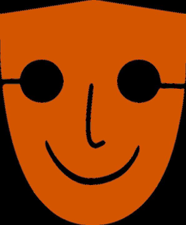 Face, Human, Mask