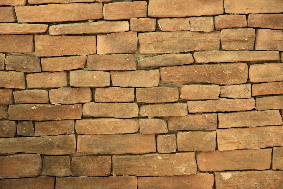 Wall, Wall Stones, Natural Stones, Stones, Masonry