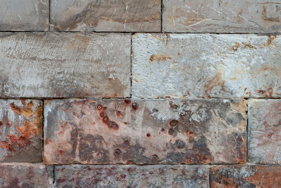 Brick Wall, Wall, Texture, Masonry, Brick, Stone