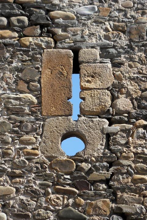 Wall, Hole, Masonry, Opening