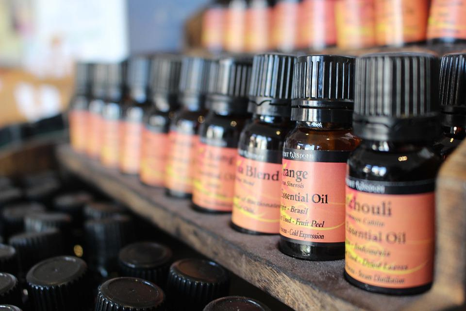 Oil, Holistic, Treatment, Massage, Essential