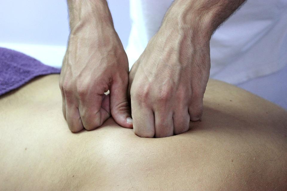 Wellness, Osteopathy, Therapies, Handling, Massage