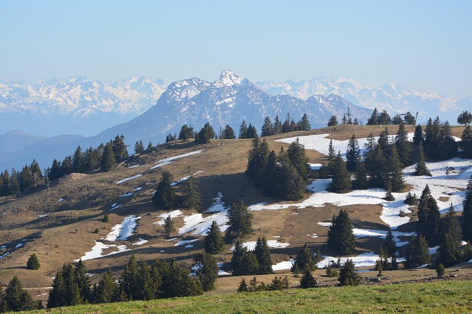 Mountains, Nature, Massif, Hiking, France, Sky