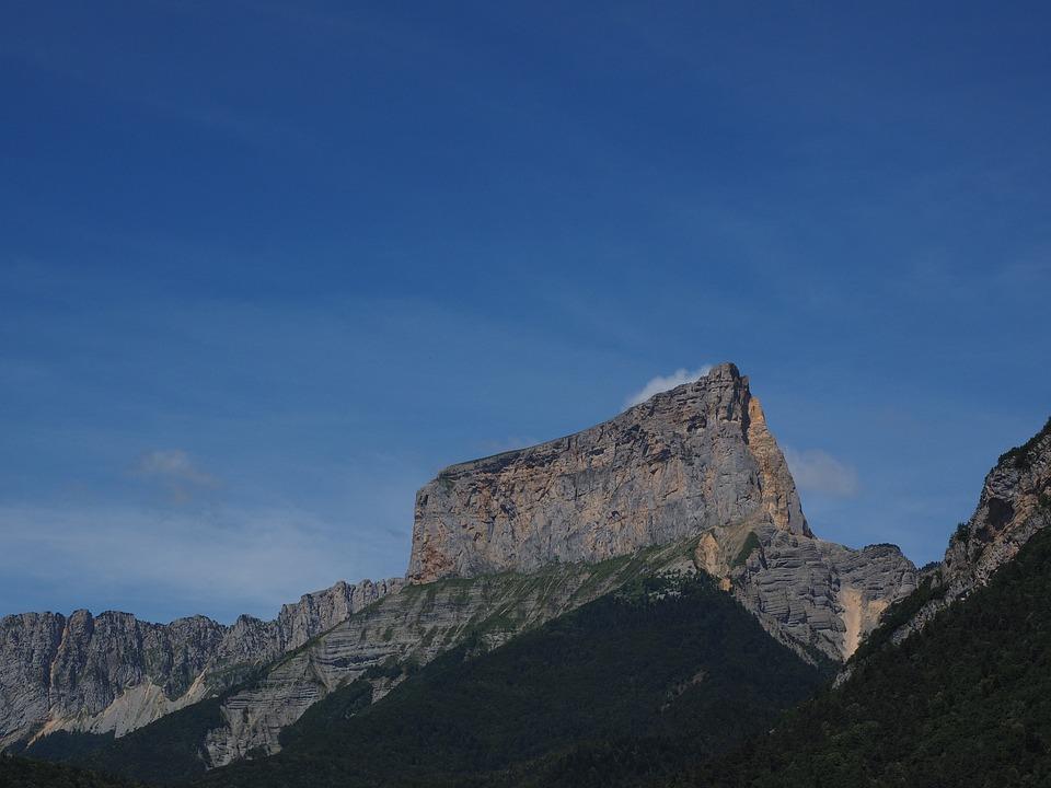 Mont Aiguille, Mountain, Massif, Vercors