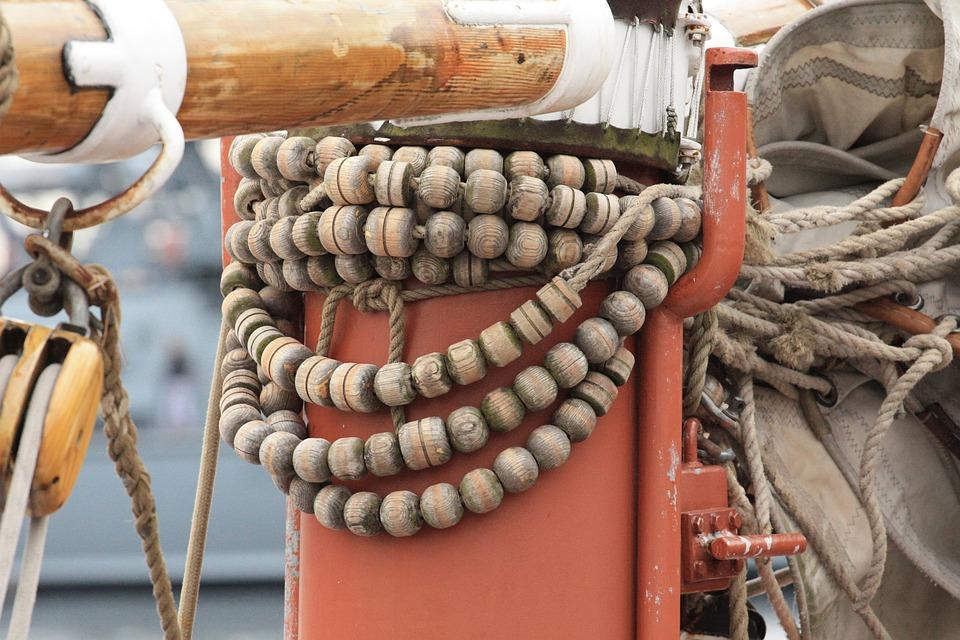 Seafaring, Sailing Vessel, Mast, Sail, Tradition
