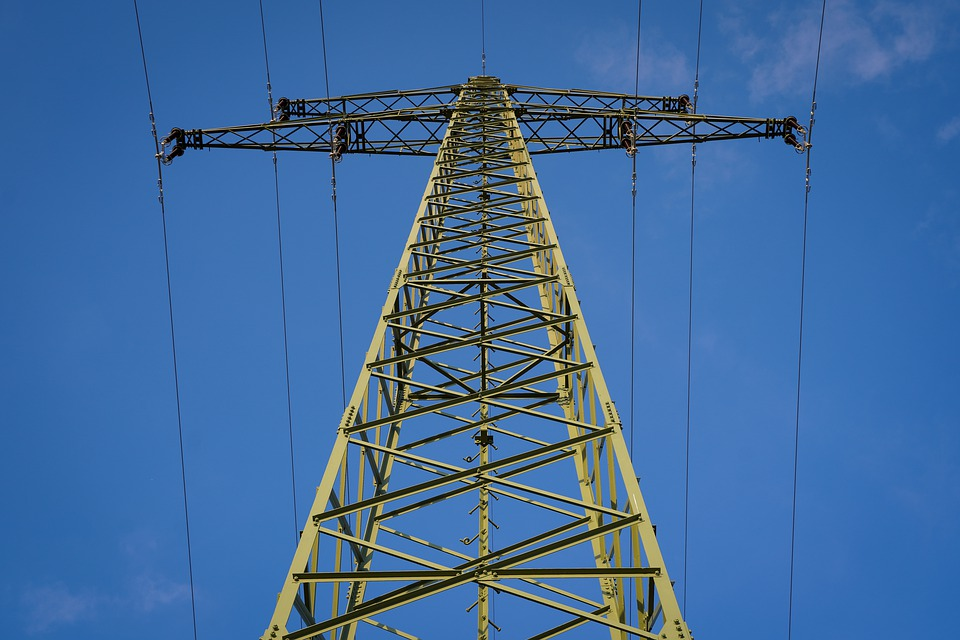 Power Poles, Masts, Current, Electricity, High, Iron