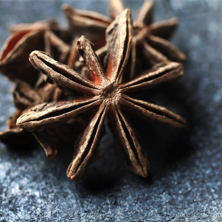 Spice, Spices, Mat, Kitchen, Anise, Star Anise, Sauce