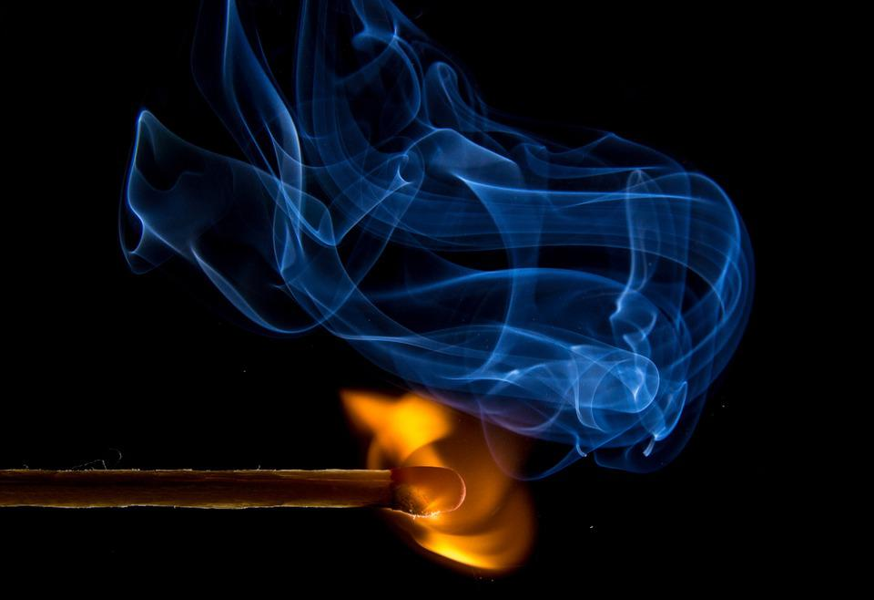 Fire, Match, Flame, Kindle, Sulfur, Lighter, Match Head