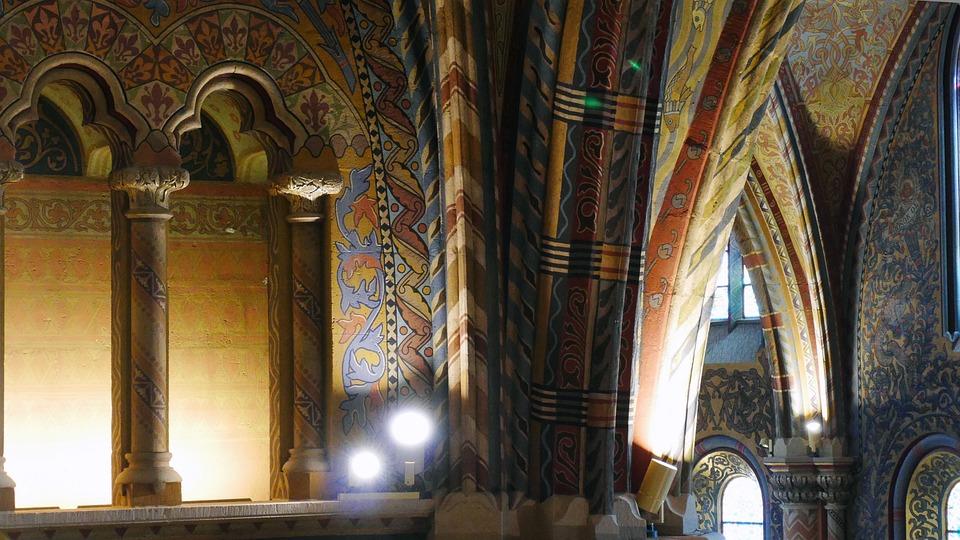 Matthias, Church, Architecture, Budapest, Buda Castle