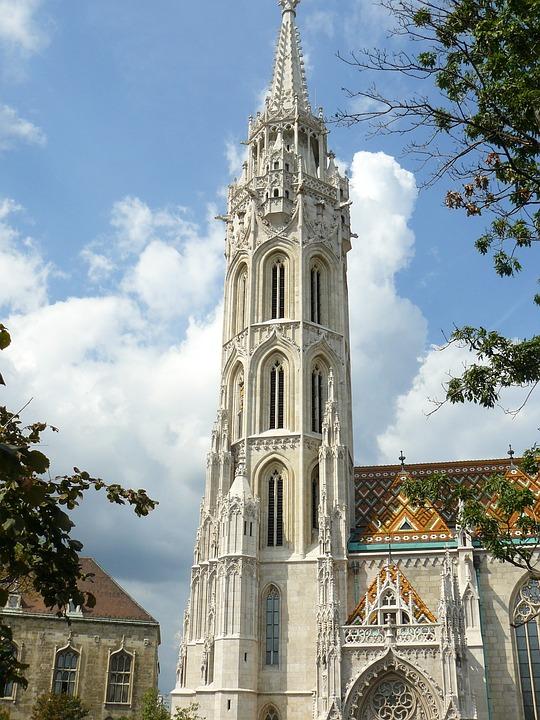 Matthias, Church, Budapest, Architecture, Building