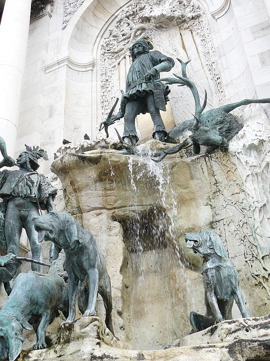 Matthias, Fountain, Budapest, Matthias Church