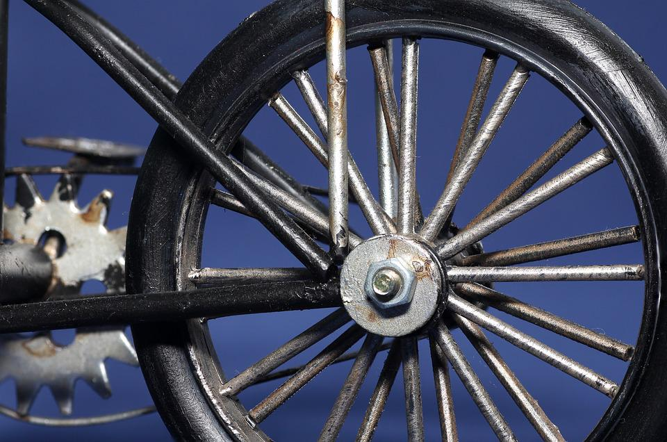 Bike, Old, Mature, Obsolete, Wheel, Retro