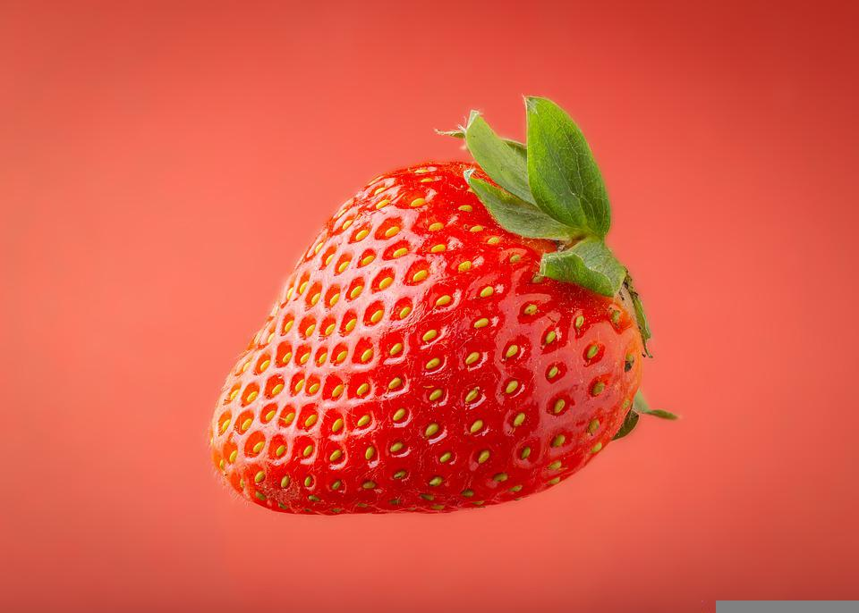 Strawberry, Berry, Fruit, Red, Ripe, Sweet, Mature