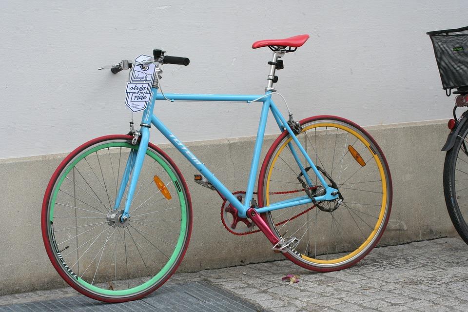 Bike, Saddle, Wheel, Cycling, Mature, Sport, Turned Off