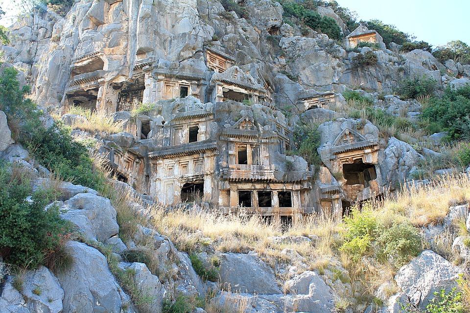 The World, Maura, The Lycian World, Turkey