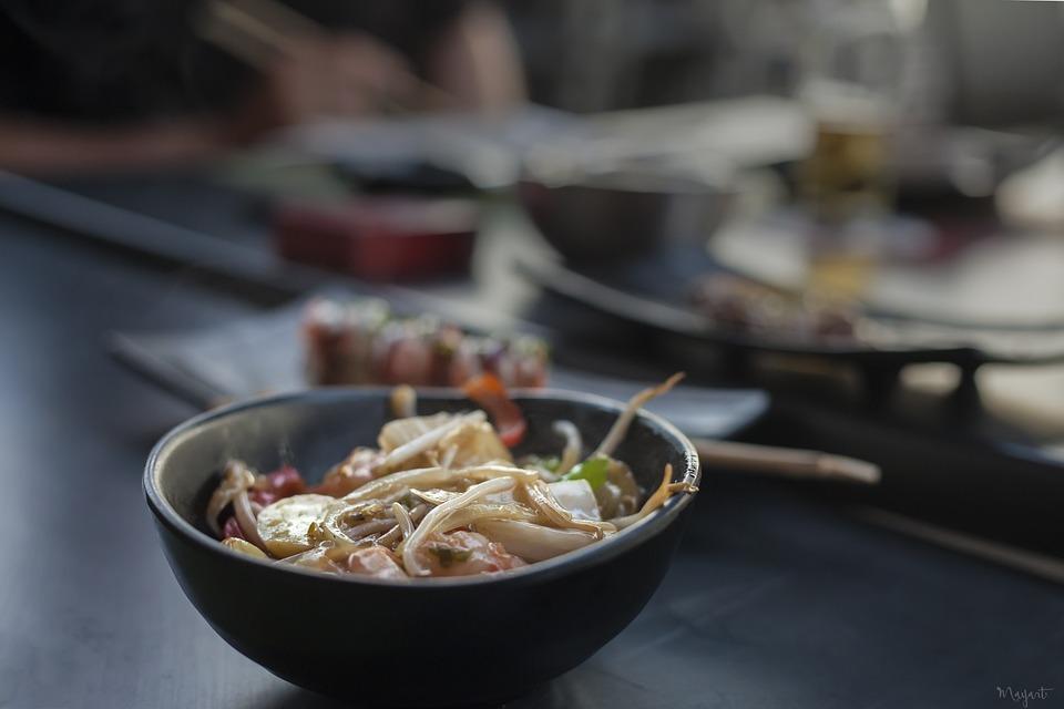 Asian, Food, Restaurant, Cuisine, Dish, Thai, Meal