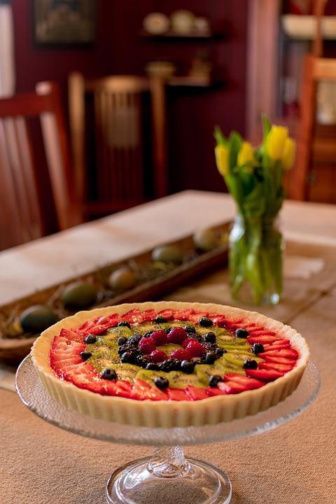 Table, Food, Restaurant, Meal, Epicure, Dessert