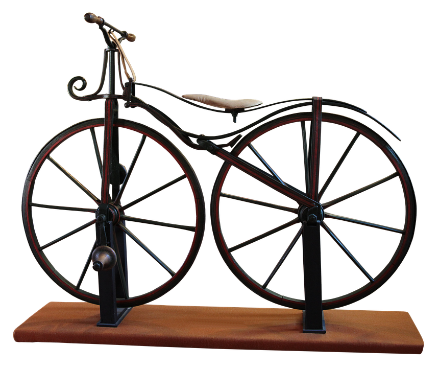 Bike, Old, Wheel, Retro, Means Of Transport, Nostalgia