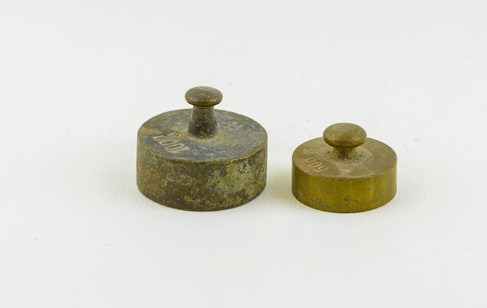 Weights, Weigh, Measure, Antique, Pharmacy
