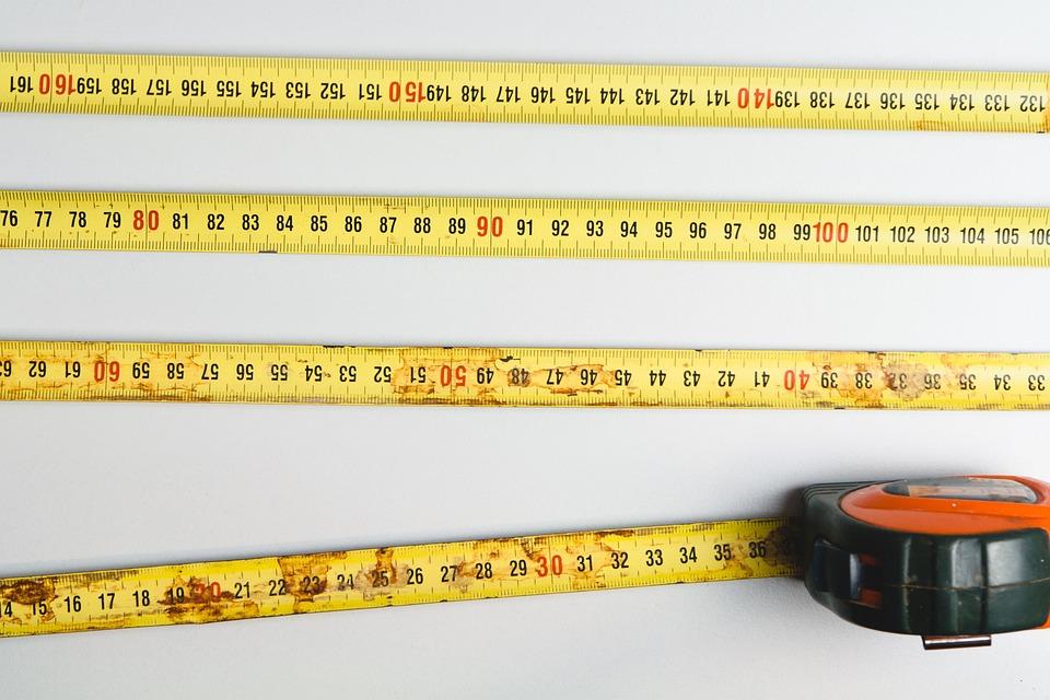 Free photo Roller Tape Measure Measure Tape Measure Meter - Max Pixel