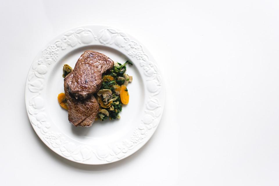 Steak, Meat, Food, Beef