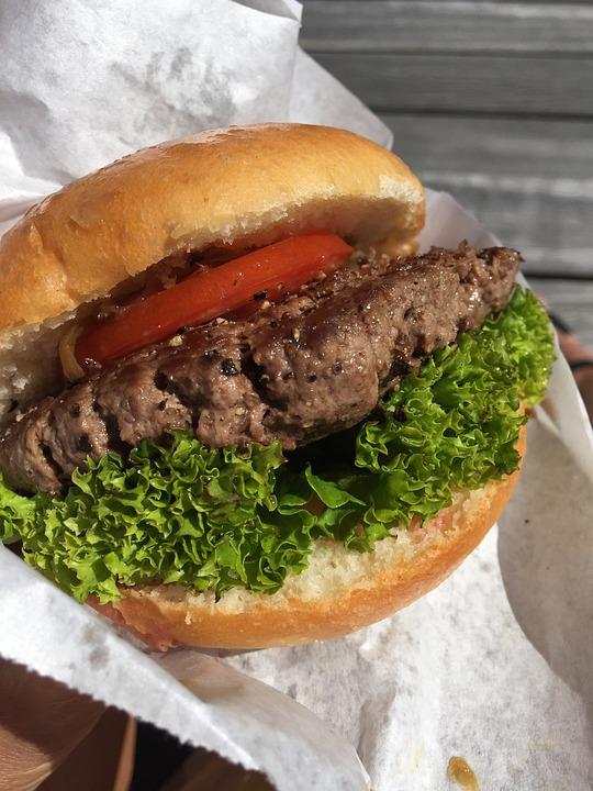 Burgers, Mat, Meat, Good