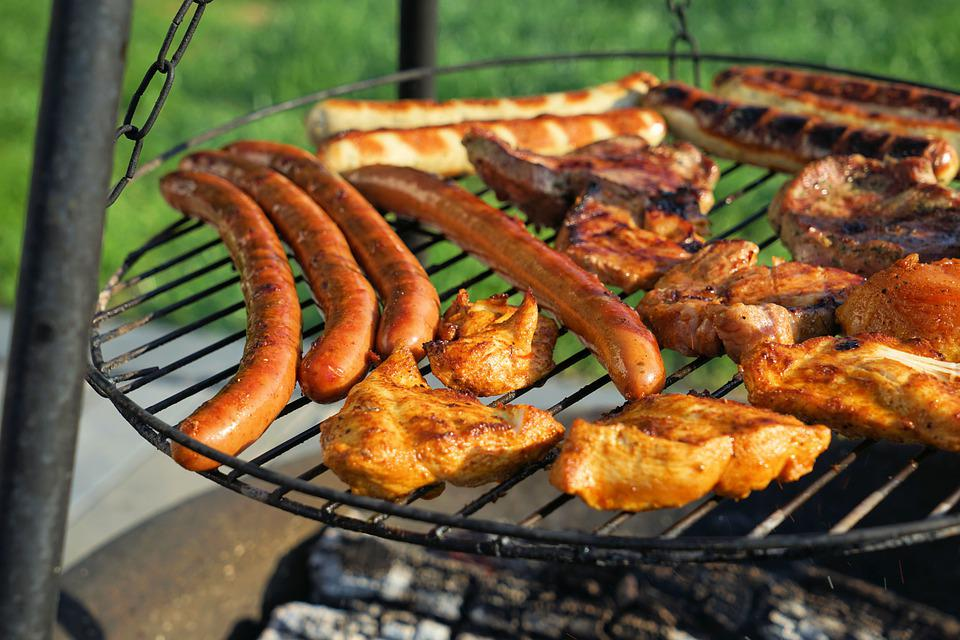 Barbecue, Grill, Grilled Meats, Party, Steak, Meat