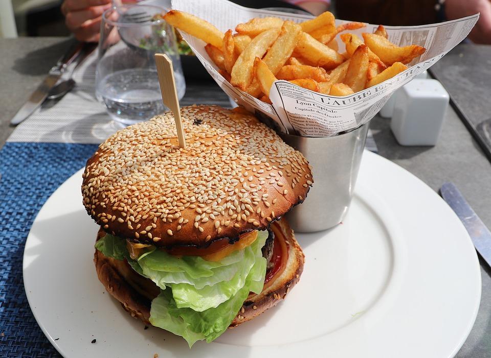 Mat, Meal, Snack, Lunch, Bread, Meat, Sandwich, Plate