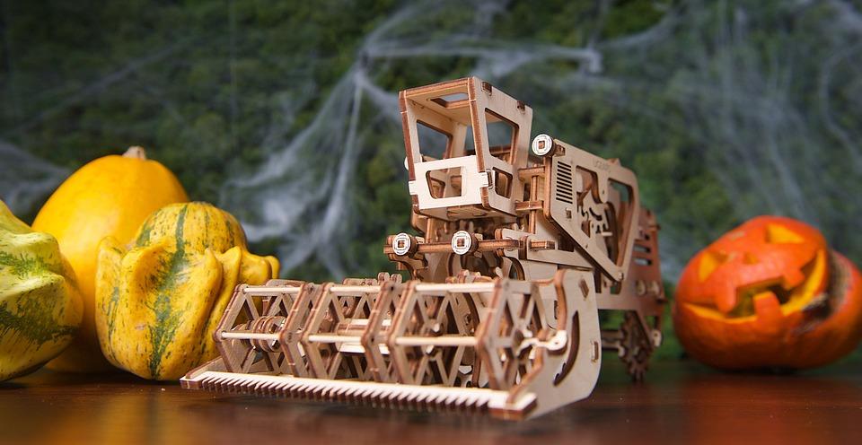 Ugears, Ugears Models, Puzzles, Mechanical Models