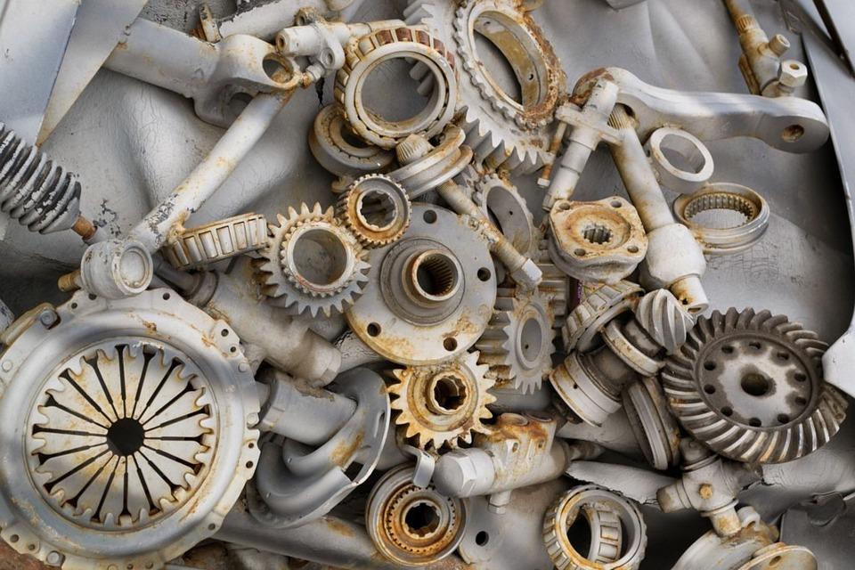 Gears, Screw, Transmission, Mechanics, Motor