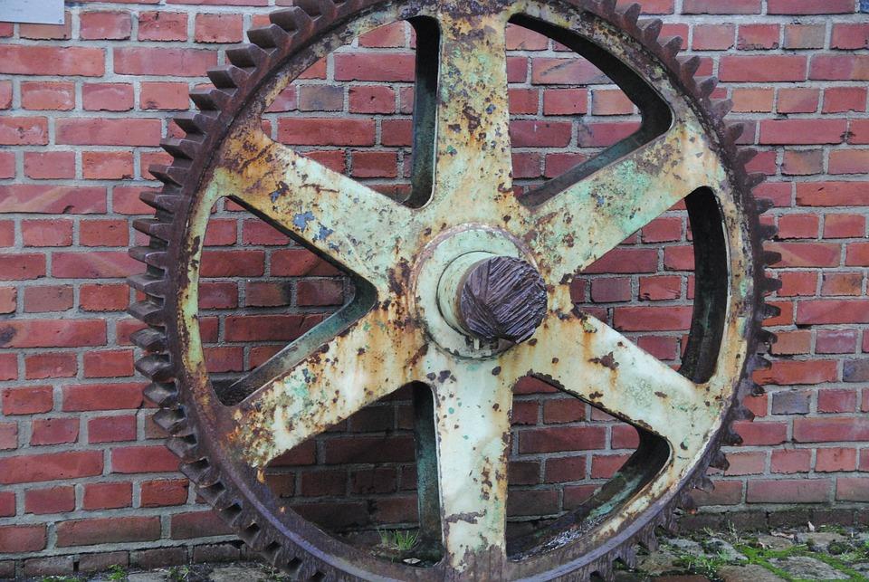 Gear, Wheel, Mechanics, Technology, Gears, Drive