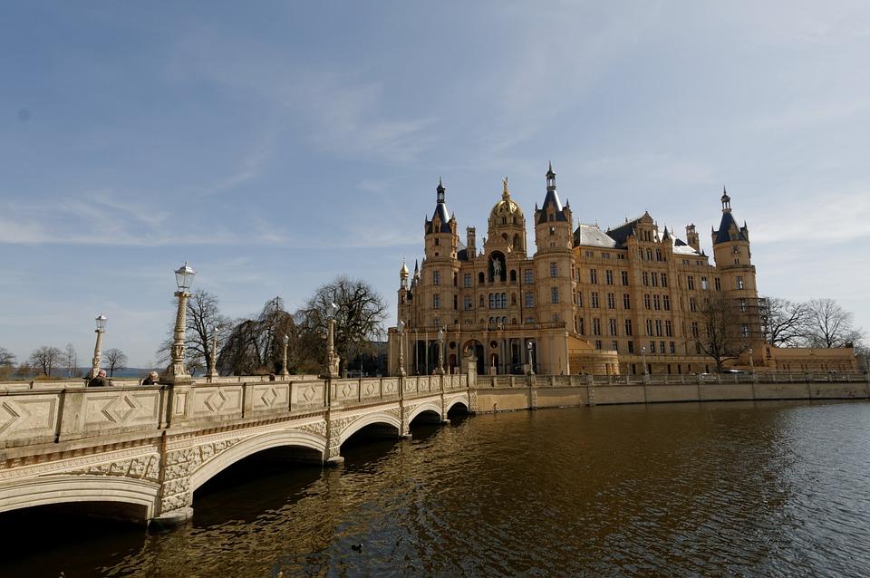 Schwerin, Germany, Meck, Mecklenburg Western Pomerania